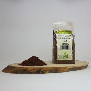 Siyah Üzüm Çekirdeği Toz 250 Gram